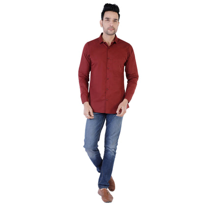The Youth Style Slim fit Shirts For Men's , Boy's