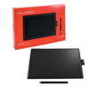 WACOM One By CTL-472 (6.0 x 3.7 Inch) Graphics Tablet  (Black, Red) - iZiffy.com
