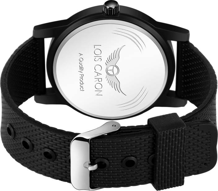 LOIS CARON LCS-8234 DAY & DATE FUNCTIONING WATCH Analog Watch  - For Men - iZiffy.com