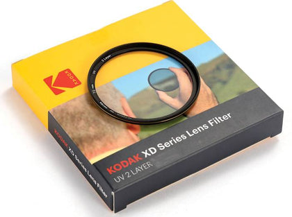 Kodak XD SERIES 72MM 2LAYER UV Filter  (72 mm) - iZiffy.com