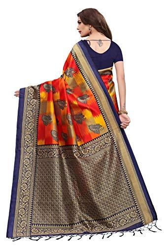 Flaray Designer Women's Georgette Saree