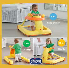 Load image into Gallery viewer, chicco baby walker 123