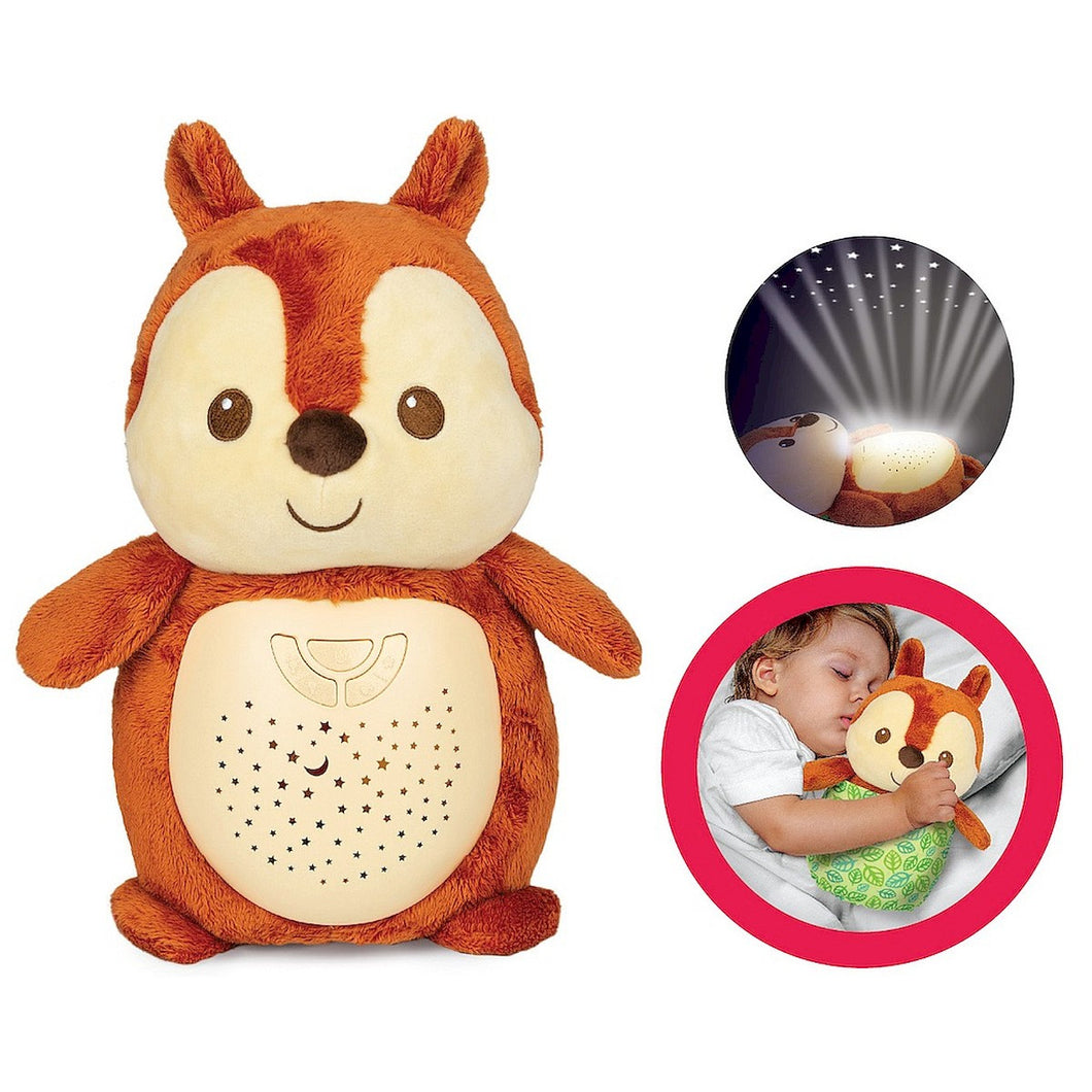 winfun 2 in 1 starry lights squirrel