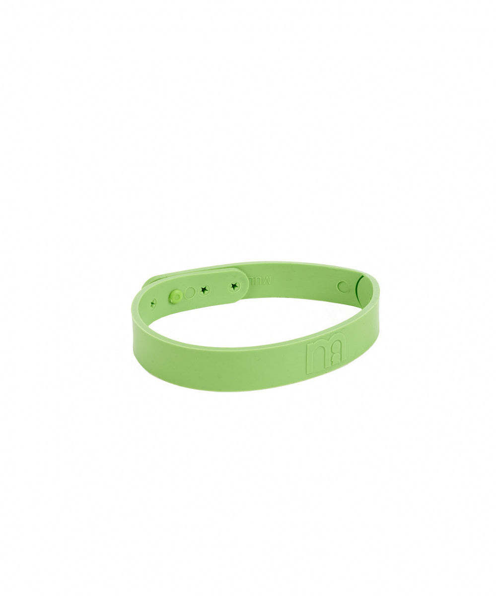 insect wrist band green