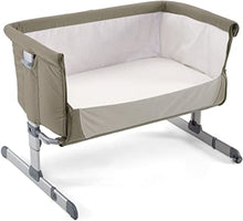 Load image into Gallery viewer, chicco next2me crib- dove grey