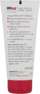 sebamed - anti stretch mark cream 200ml