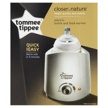 Load image into Gallery viewer, tommee tippee electric bottle warmer