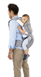 chicco Hip-Seat Baby Carrier - Titanium