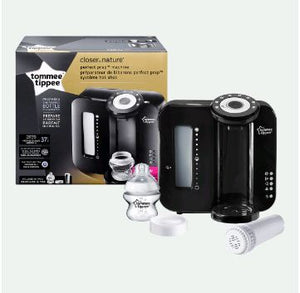 tommee tippee perfect prep machine - black
