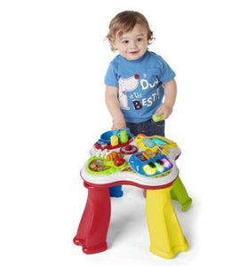chicco grow and learn table