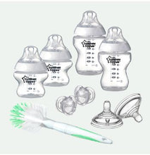 Load image into Gallery viewer, tommee tippee closer to nature newborn starter set