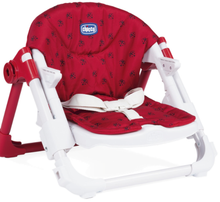 Load image into Gallery viewer, chicco chairy booster seat (ladybug)