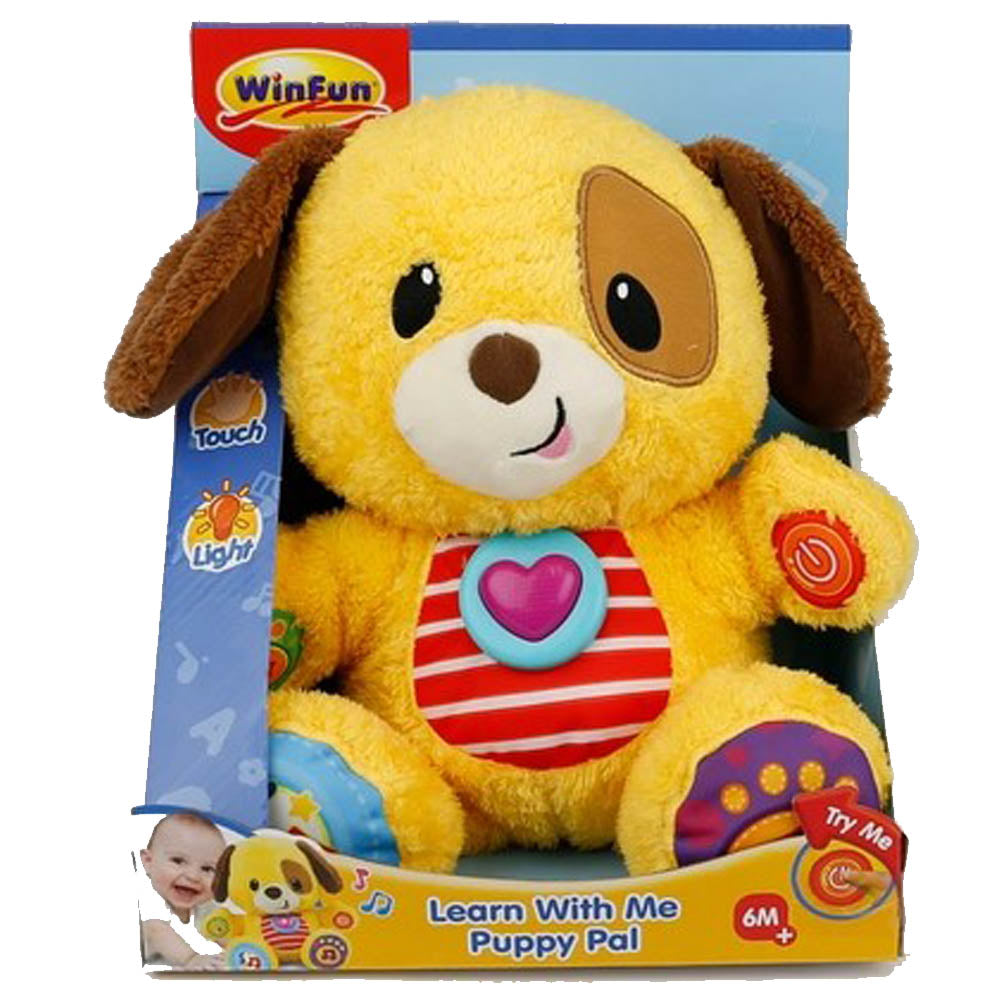 winfun - learn with me puppy pal