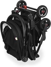 Load image into Gallery viewer, maclaren atom superlight ultra compact stroller - black