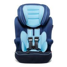 Load image into Gallery viewer, mothercare advance XP highback booster car seat - blue