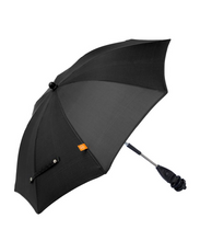 Load image into Gallery viewer, mothercare UV parasol - black