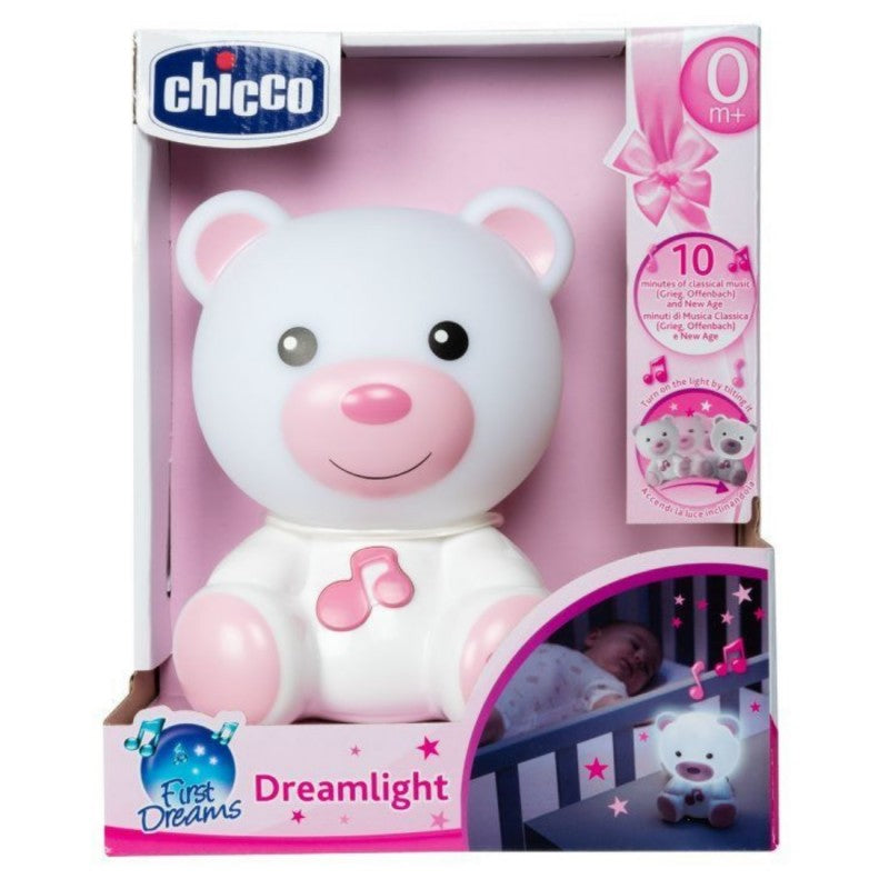 Chicco first dreams dreamlight (pink)