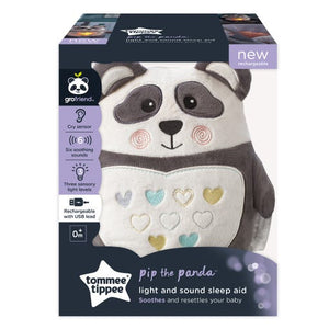 pip the panda night light sensor