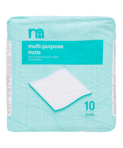 mothercare maternity bed mats - 10 Pack