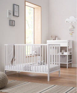 Mothercare Balham Cot - White