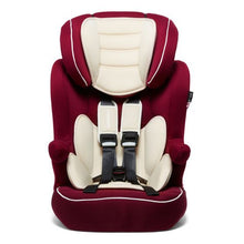 Load image into Gallery viewer, mothercare advance xp highback booster car seat - red