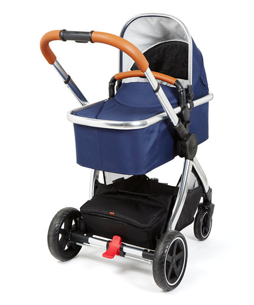 mothercare journey classic special edition travel system - navy