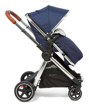 Load image into Gallery viewer, mothercare journey classic special edition travel system - navy