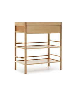 mothercare balham open changing unit - beech