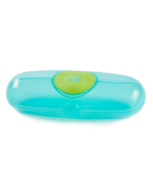 mothercare cutlery case - blue