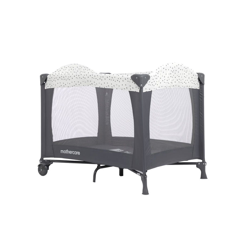 mothercare classic travel cot - sleep dream repeat