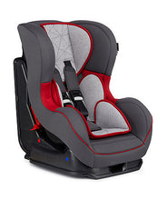 Load image into Gallery viewer, madrid car seat grey and red