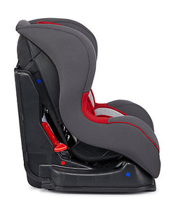 mothercare madrid combination car seat - black/red