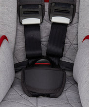Load image into Gallery viewer, mothercare madrid combination car seat - black/red