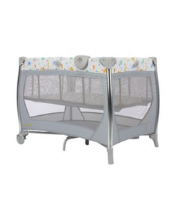 mothercare sleepy safari bassinet travel cot