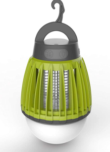 chicco outdoor mosquito trap and torch, green