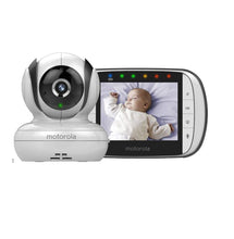 Load image into Gallery viewer, motorola MBP36S digital video baby monitor
