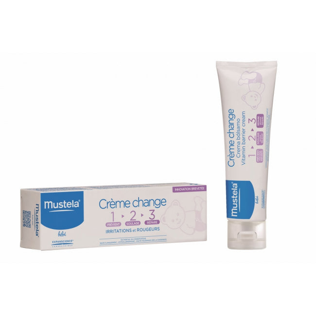 mustela vitamin barrier cream 50ml