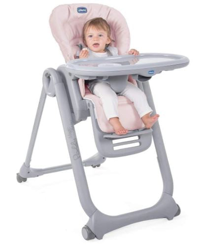 chicco polly magic relax highchair paradise pink