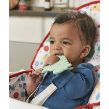 Load image into Gallery viewer, mothercare dino silicone teether