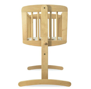 mothercare swinging crib - natural