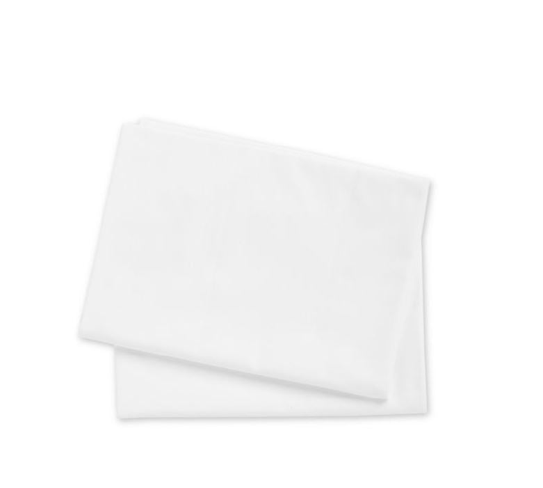 mothercare jersey fitted crib sheets - white 2 pack
