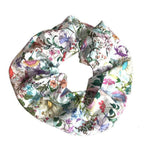 Load image into Gallery viewer, LARGE BLOSSOM SCRUNCHIE