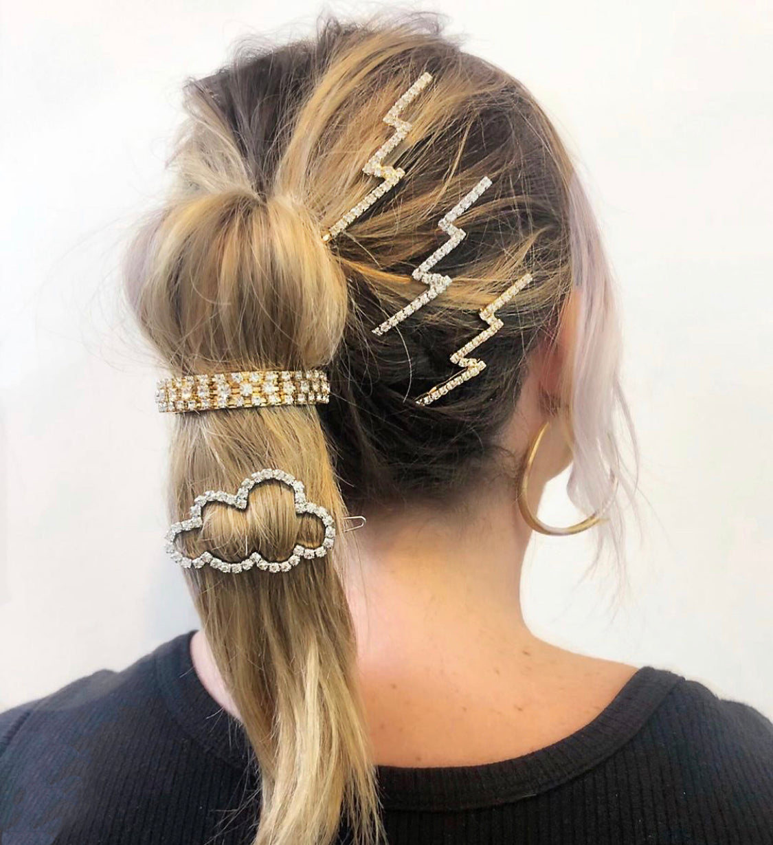 BOLT BOBBY PIN