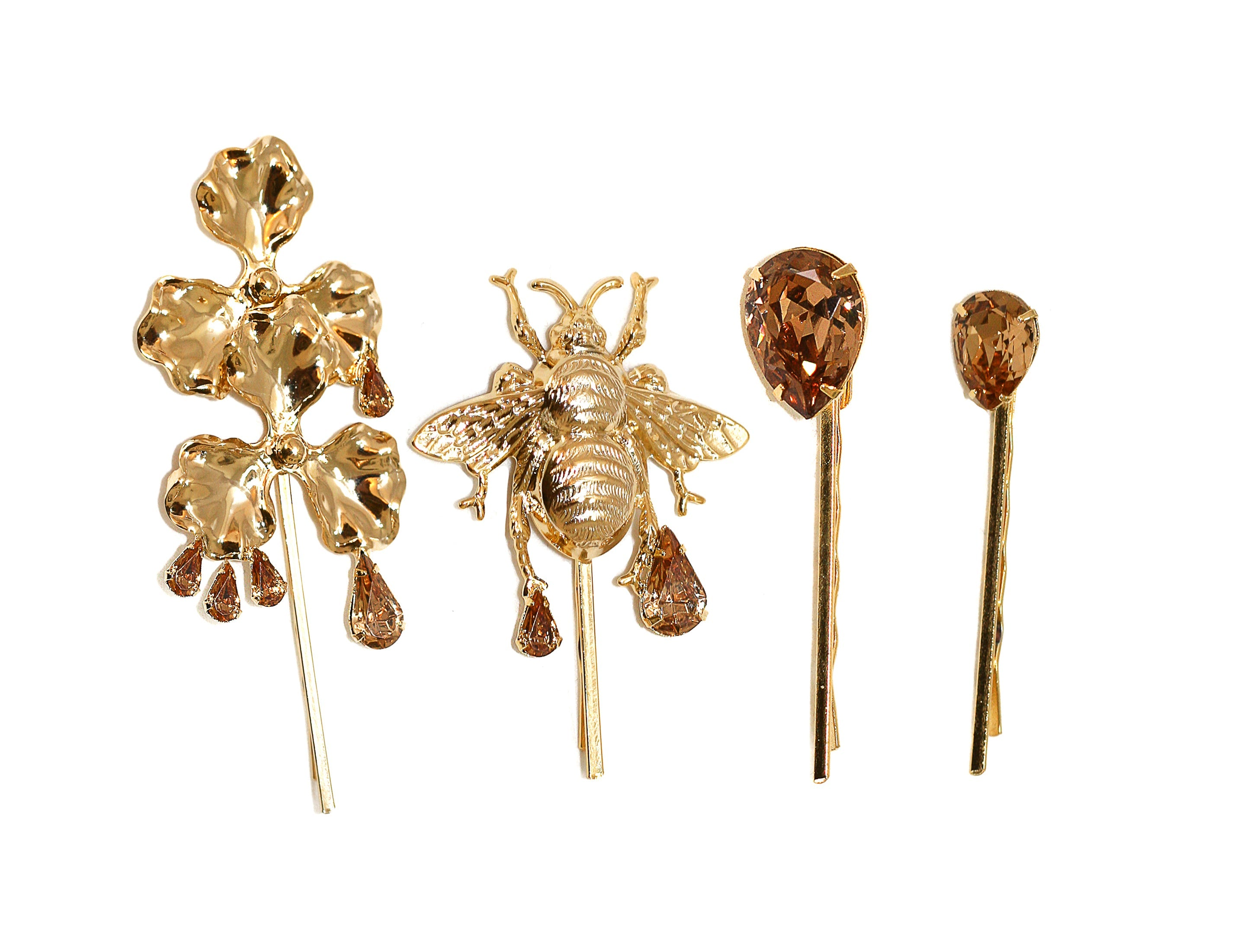 HONEY DRIP BEE BOBBY SET
