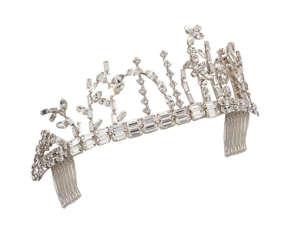 MEADOWS BAGUETTE CROWN