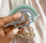 Load image into Gallery viewer, OPAL CLOUD BARRETTE