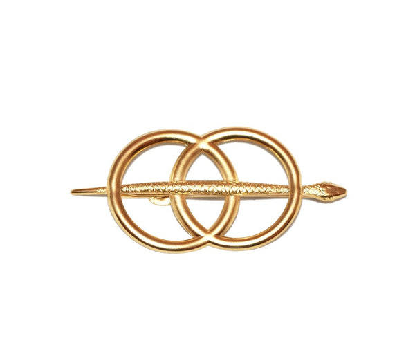 ALEXANDRIA RING BOBBY PIN