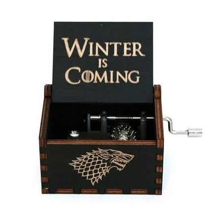 boite a musique winter is coming