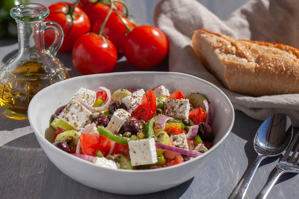 Load image into Gallery viewer, Traditional Greek Salad
