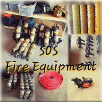SOS fire used equipment